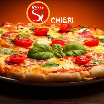 Pizza Sì Online!