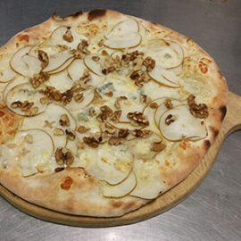 Pizza Gorgo e Pere