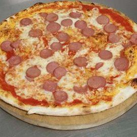 Pizza Wurstel