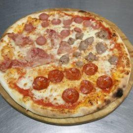 Pizza Quattro Salumi